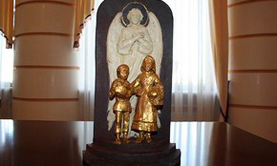 У Старому місті Луцька буде пам'ятник Християнському Милосердю