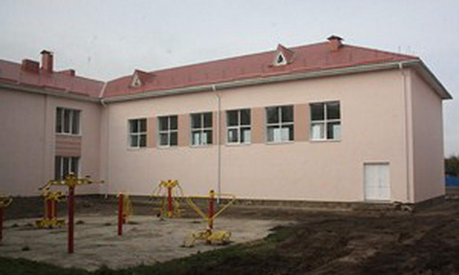 У Шацьку відкрили частину добудованої школи і будуть розширяти початкову