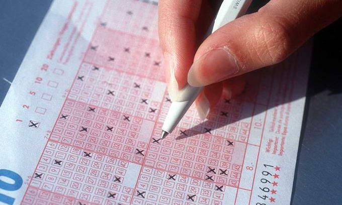 Набирає чинності державна монополія на лотереї