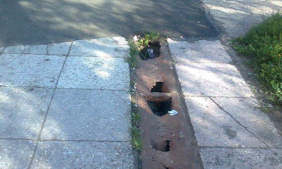У Луцьку замулено 30% зливної каналізації