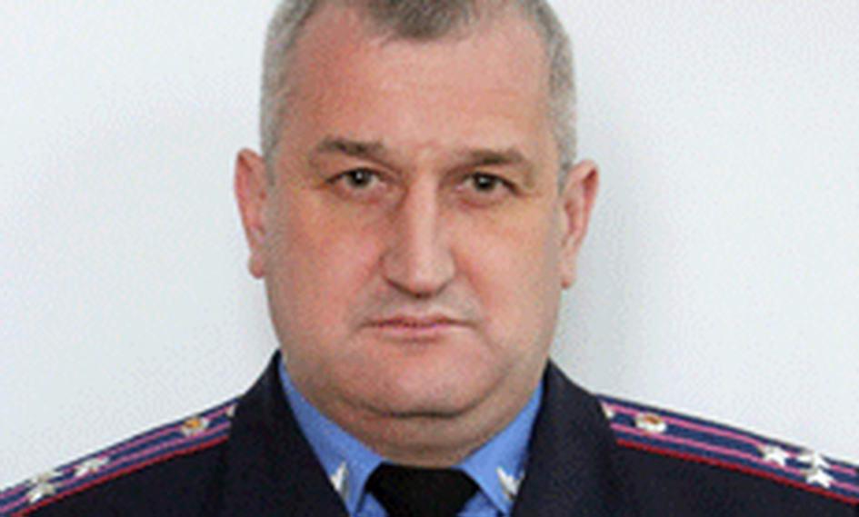 У Луцькому міськвідділі міліції — новий начальник