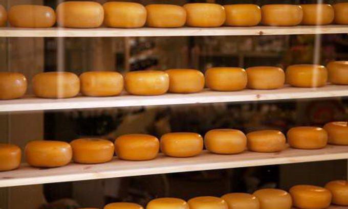 Відновлено поставки українського сиру до Росії