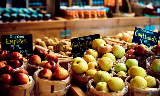 Протягом 5 років зникне чимало сортів яблук