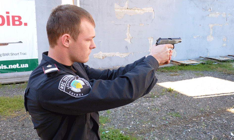 Волинські охоронці стали кращими на чемпіонаті з кульової стрільби