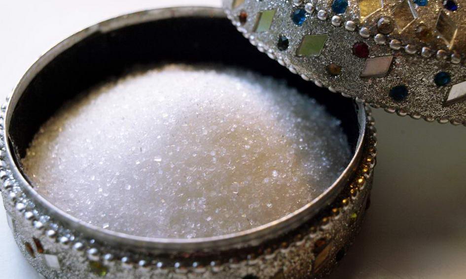 Санаторій СБУ купує цукор в півтора разу дорожче за роздрібну ціну