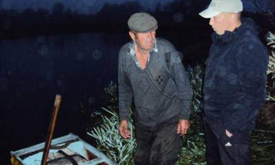 На Володимир-Волинщині незаконно ловлять рибу