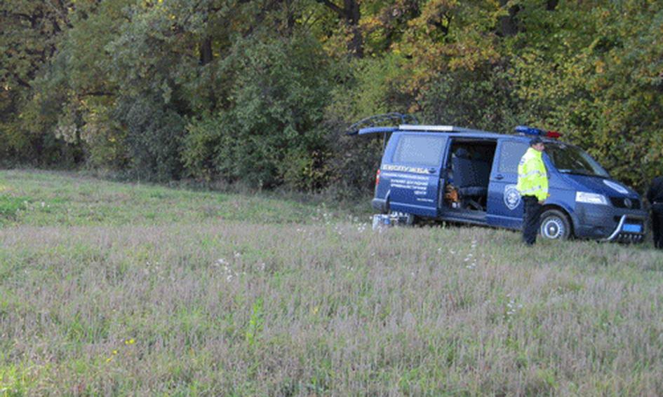 Оперативники розшукали вбивцю, який покинув жінку в лісосмузі