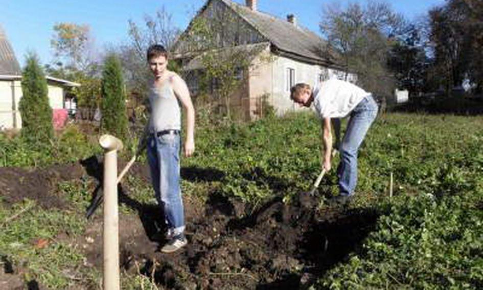 Під час розкопок в селищі Олика виявили культурний шар XVI-XVIII ст.