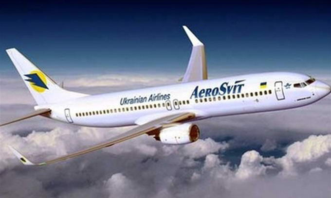 Компанію «АероСвіт» оштрафували на 17,5 млн. гривень