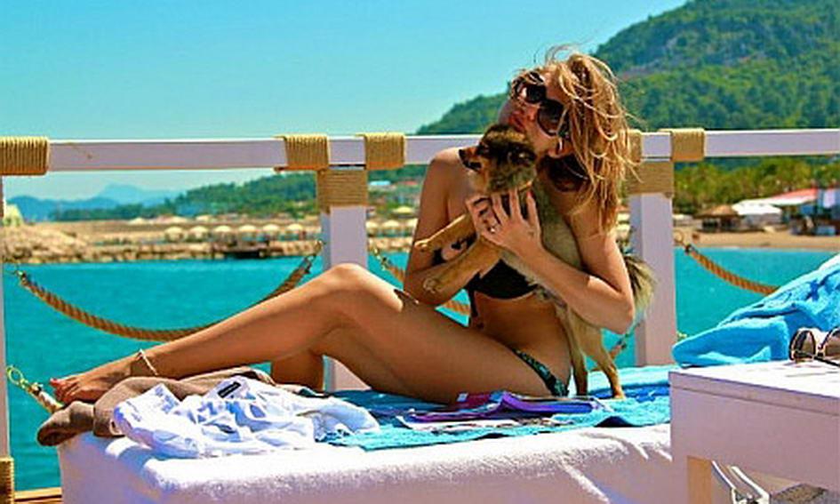еротичні фото з пляжів
