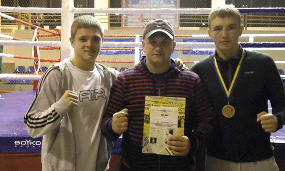 Оперативник з Волині здобув «бронзу» на міжнародному боксерському турнірі