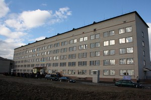 В Іваничах збудували новий корпус районної лікарні