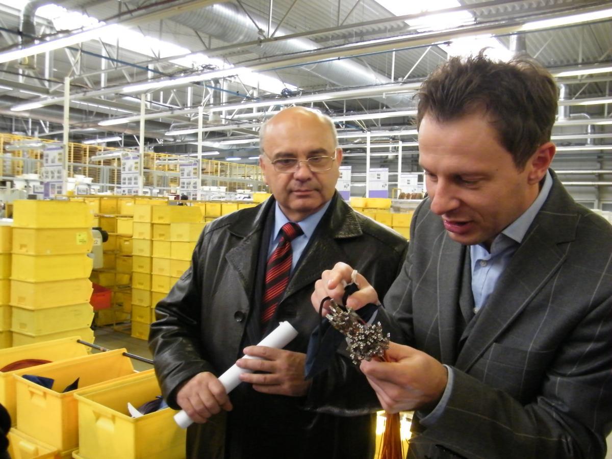 «Кромберг енд Шуберт» збільшить кількість працівників ще на 550 осіб