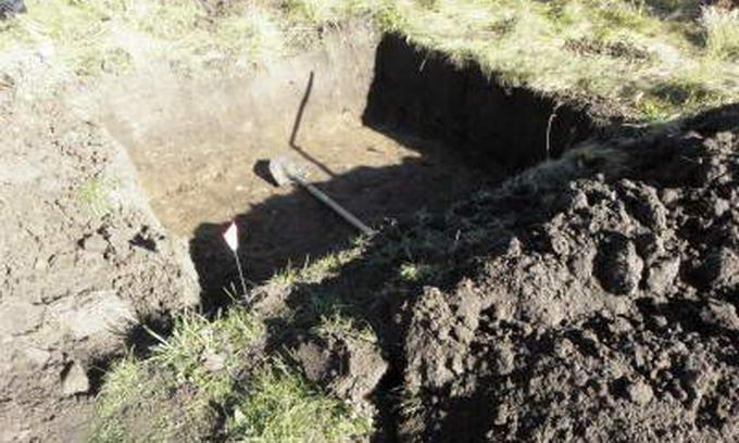 Волинські археологи завершили дослідження у селі Марія Воля