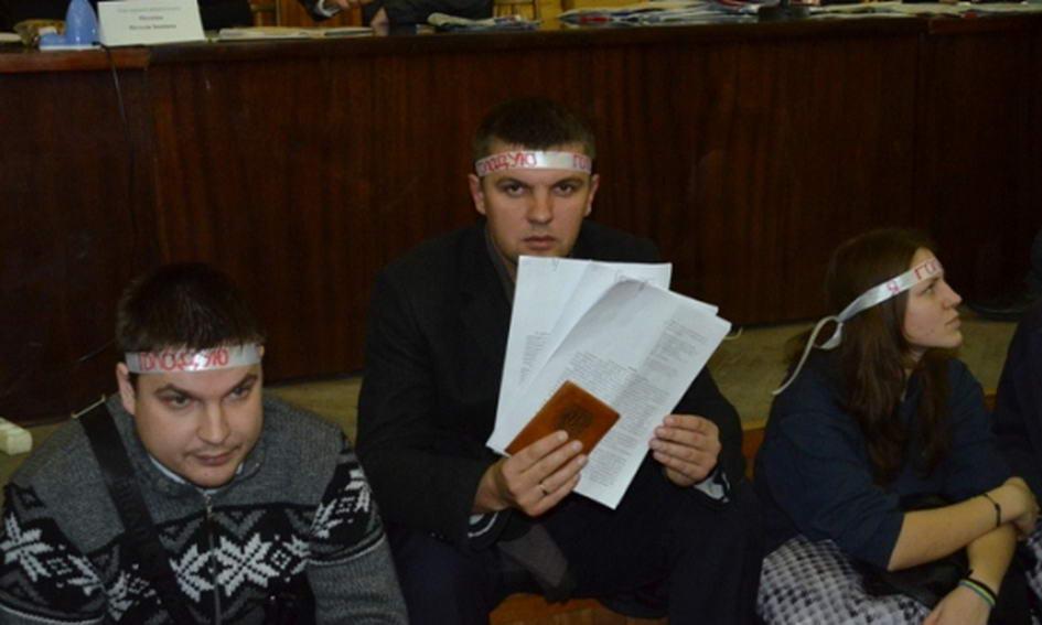Ігор Гузь підозрює, що в ОВК підміняють бюлетені