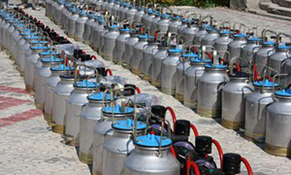 На Волині ще 43-х одноосібників забезпечили доїльними апаратами