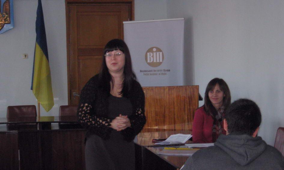 Громадські організації Ковельщини вчили працювати з волонтерами