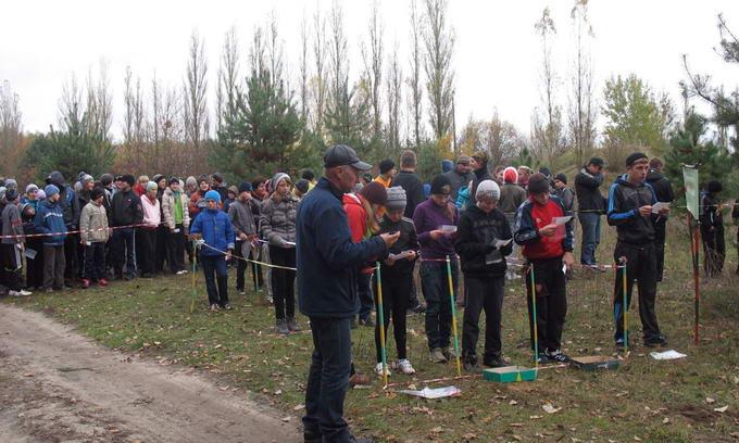 Волинські школярі під час осінніх канікул на місці не сиділи