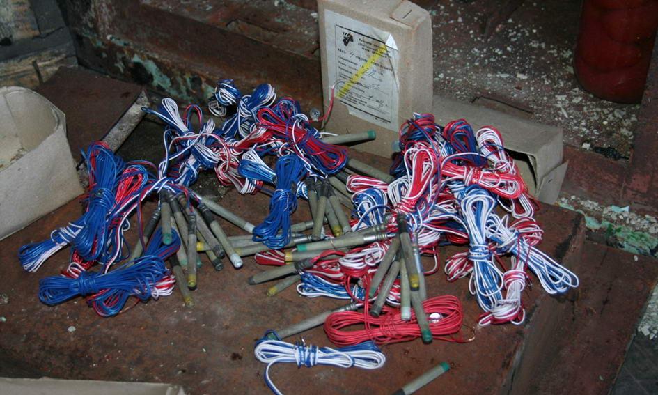 У Нововолинську двох шахтарів засудили за збут промислової вибухівки