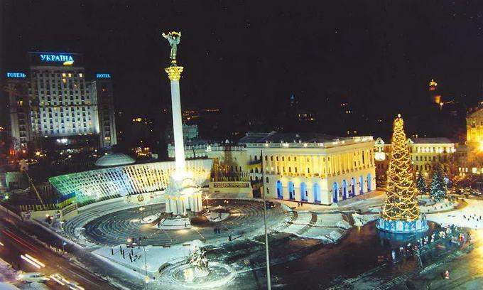 Київ витратить на святкування Нового року понад мільйон гривень