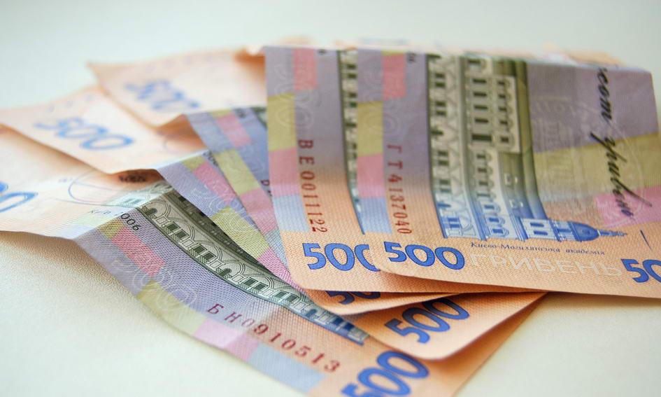 Середня зарплата в Луцьку становить майже 2500 гривень