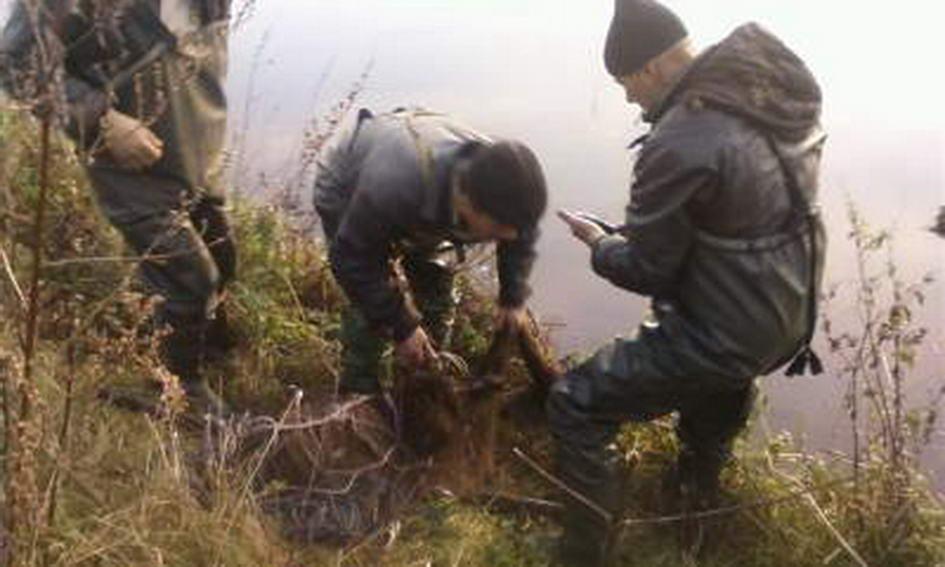 На водоймах Луцького і Горохівського районів рибоохоронці провели рейд