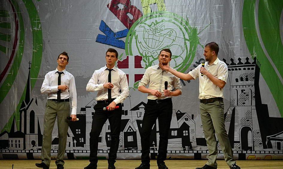 Запорізькі металурги виграли КВН у Луцьку