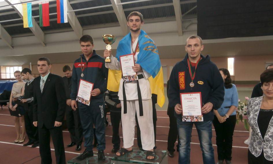 Волинські аматори рукопашного бою на турнірі в Білорусі стали третіми