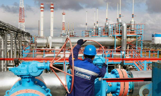 Ціна на російський газ для України знову зросла