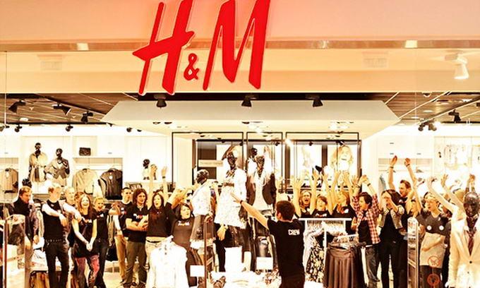 Популярна марка одягу H&M втрачає попит
