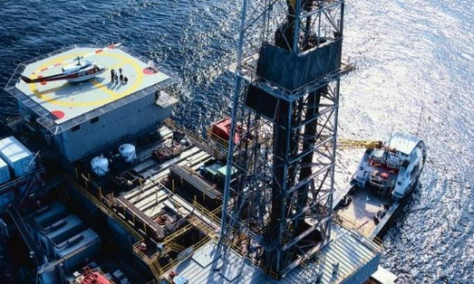 «Нафтогаз України» придбає дві бурові установки за $1,22 мільярда
