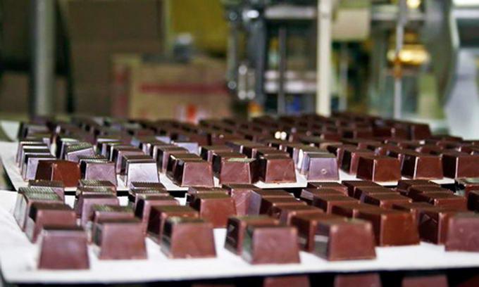 Компанія «Roshen» у майбутньому збирається друкувати обгортки англійською