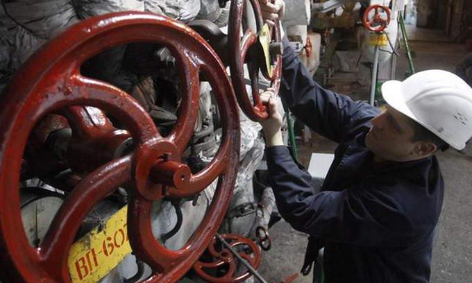 В Україні з'явиться страховий запас газу