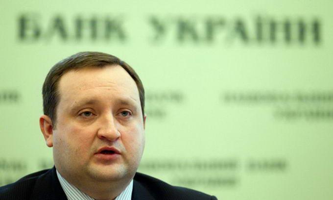Арбузов виступає за прийняття Радою 15% збору з продажу валюти