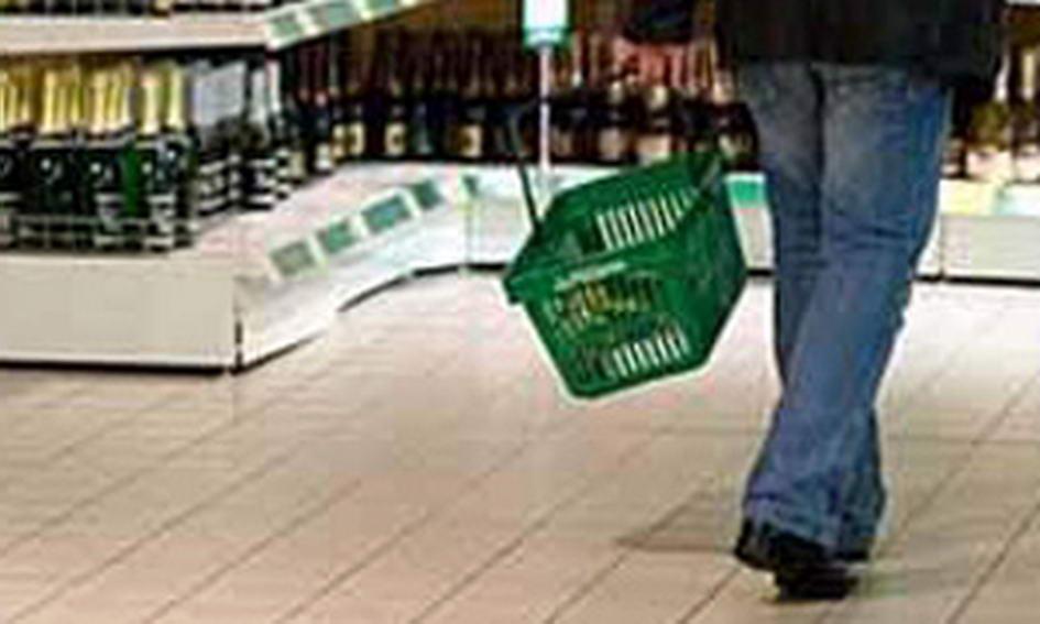 Лучанка додумалась поміняти штрих-коди на товарах, щоб заплатити менше