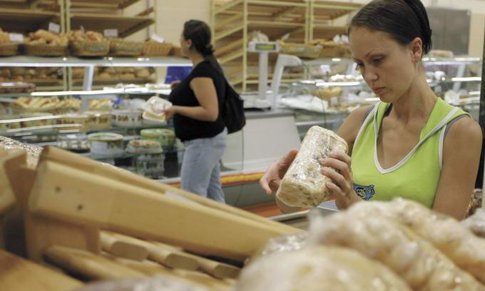 Привабливий зовнішній вигляд хліба не завжди відповідає його якості