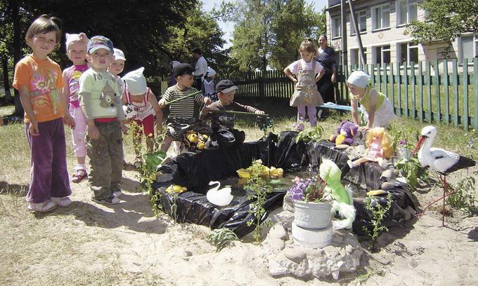 Сорок населених пунктів Волині потребують дитсадків