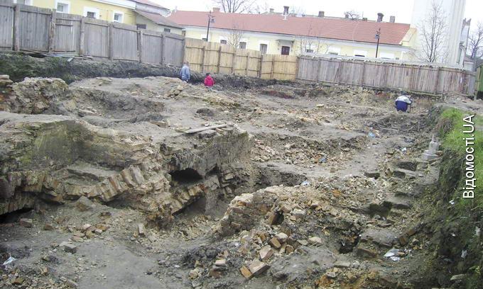 Через забудовників Луцьк може втратити унікальні підземелля