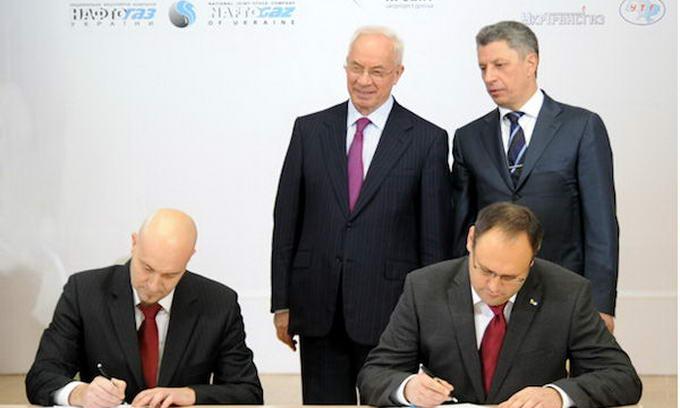 Іспанець, який підписав угоду про будівництво LNG-терміналу, виявився лижним інструктором
