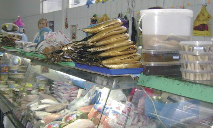 На Волині забракували третину перевірених рибопродуктів