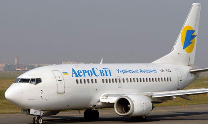 Компанія «АероСвіт» розраховується з боргами