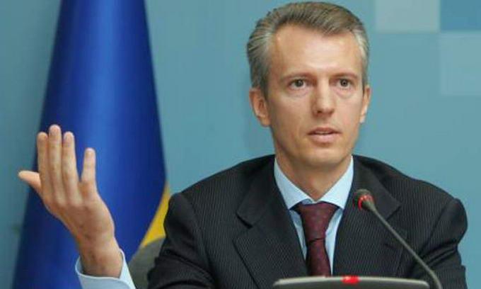 Хорошковський у понеділок оприлюднить висновки щодо обставин підписання угоди про LNG-термінал