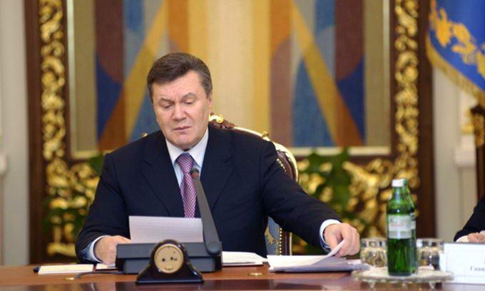 Закон про держбюджет-2013 уже у Президента