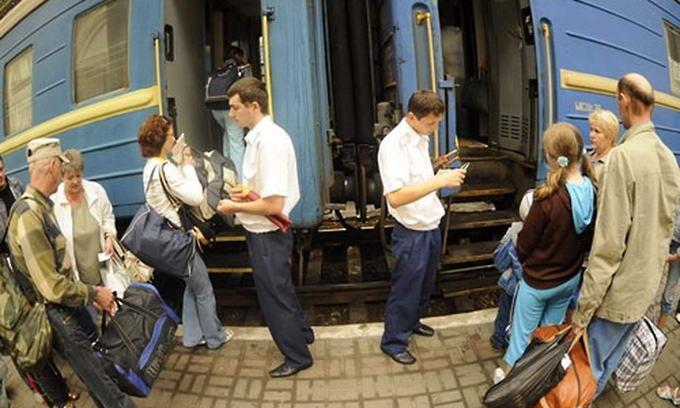 Пасажирські перевезення за 5 років завдали Укрзалізниці збитків на 29 млрд. гривень