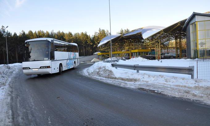 На Волині прикордонники виявили порушників у рейсових автобусах
