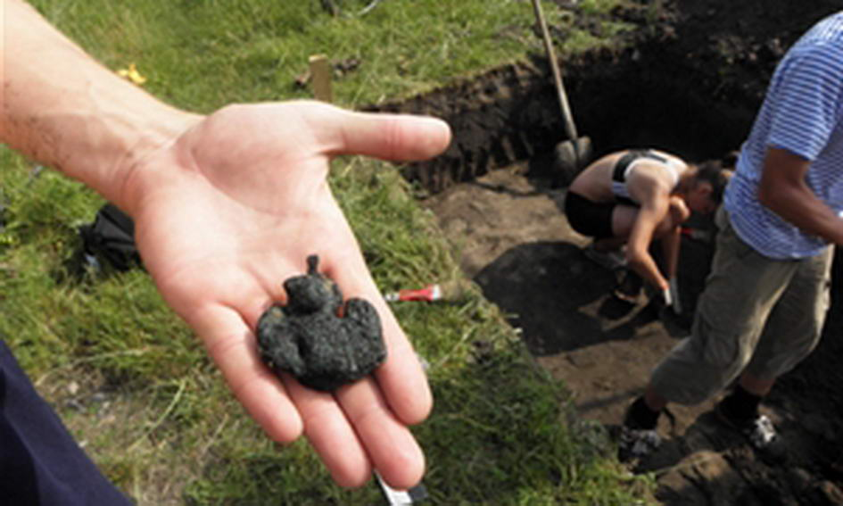 Знахідки волинських археологів — на третьому місці в Україні за цікавістю