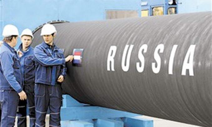 Росія хоче підписати з ЄС нову угоду про газопроводи в обхід України