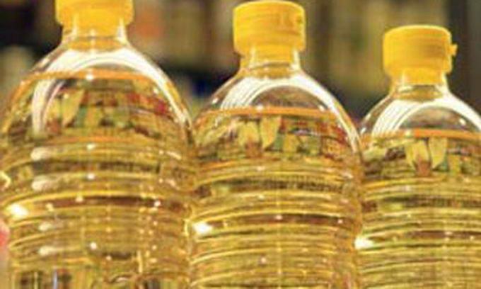 Україна знижує експорт соняшникової олії