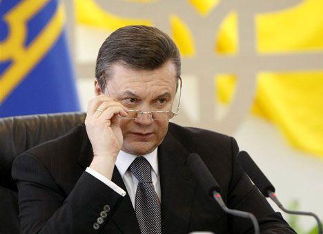 Янукович підписав Закон про Держбюджет-2013
