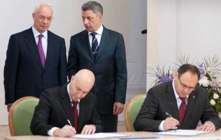 Gas Natural судитиметься з лижним інструктором, який підписав з Україною контракт на мільярд
